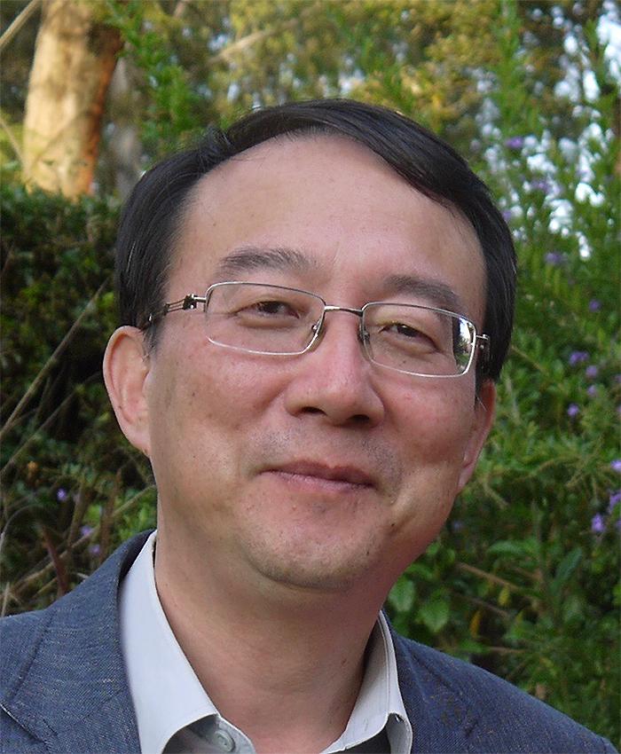 Dr. C.S. Caleb Kim