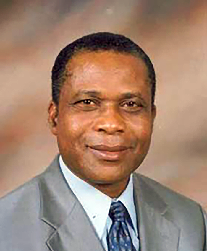 Rev. Reuben E. Ezemadu