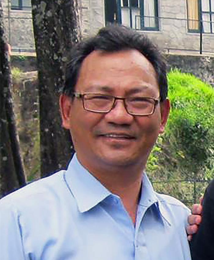Dr. Wati Longkumer