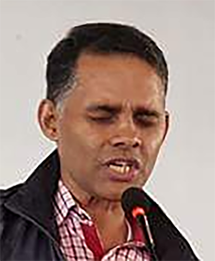 Rev. Dilli Ram Paudel