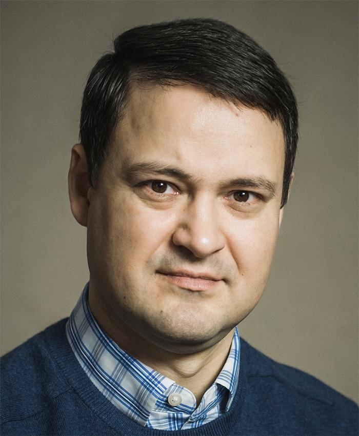 Dr. Mykhailo Cherenkov