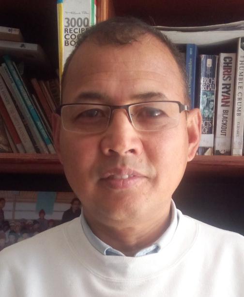 Mr. Ram Prasad Shrestha