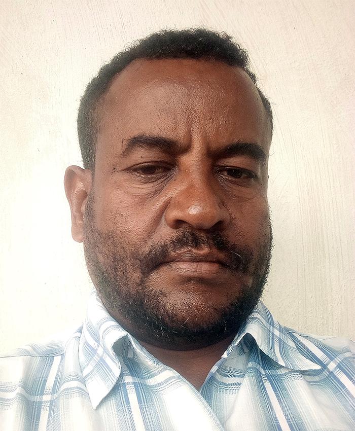 Pastor Feru Taye Tilahun