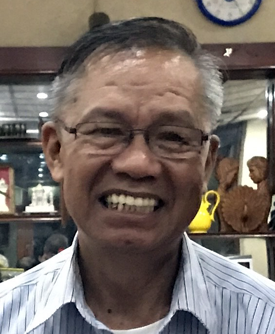 Rev. Tran the thien Phuoc